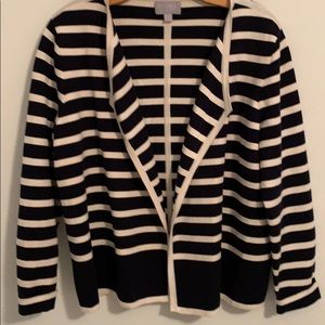 PURE COLLECTION Open Cardigan 14% cashmere 12